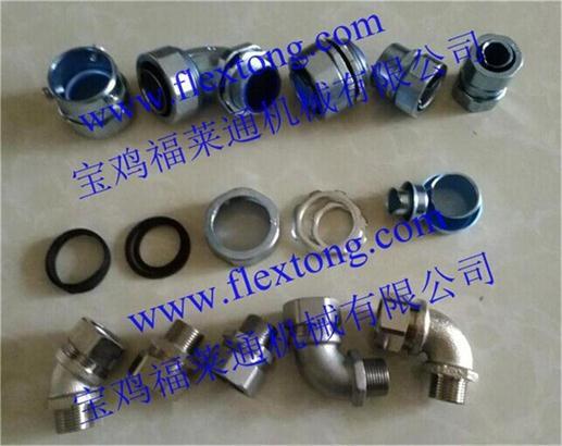 DPJ端式锌合金接头   卡套锌合金接头    金属软管接头