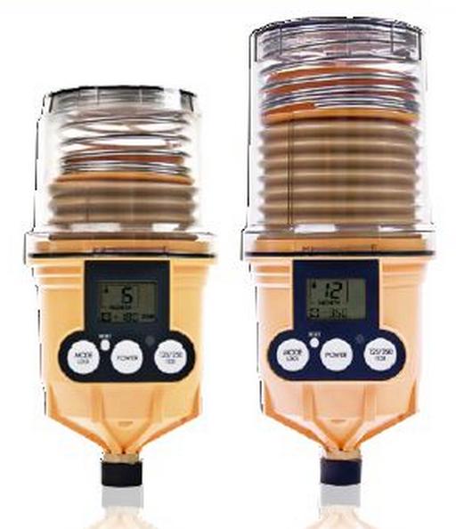 立式磨粉机自动加脂器|Pulsarlube EX重复使用自动润滑装置|防爆认证