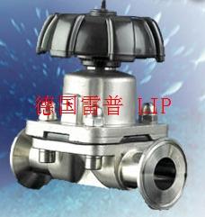 进口气动卫生级快装式隔膜阀(进口隔膜阀厂家)
