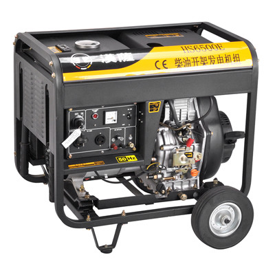 柴油发电机HS-6500E