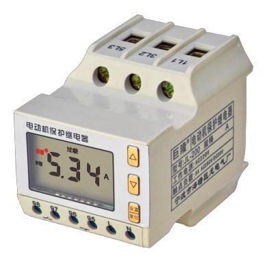 汁位计电器与电机保护器接线图