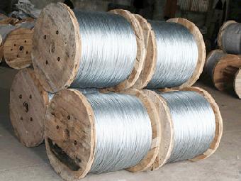 哈尔滨镀锌钢绞线厂GJ-50