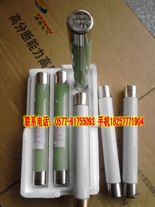 XRNP1-3.6/0.2A【规格25*195】电压互感器保护高压限流熔断器