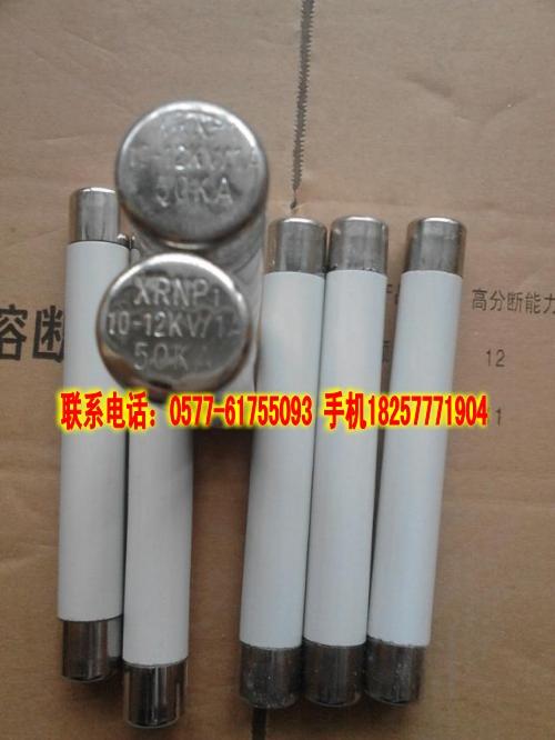 XRNP1-3.6/1A【XRNP1】电压互感器保护高压限流熔断器