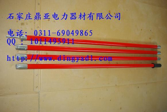 廣西廠家批發35KV絕緣操作桿|10KV高壓令克棒價格,可訂做