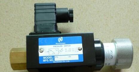 台湾NORTHMAN 压力继电器PS-35-20 现货