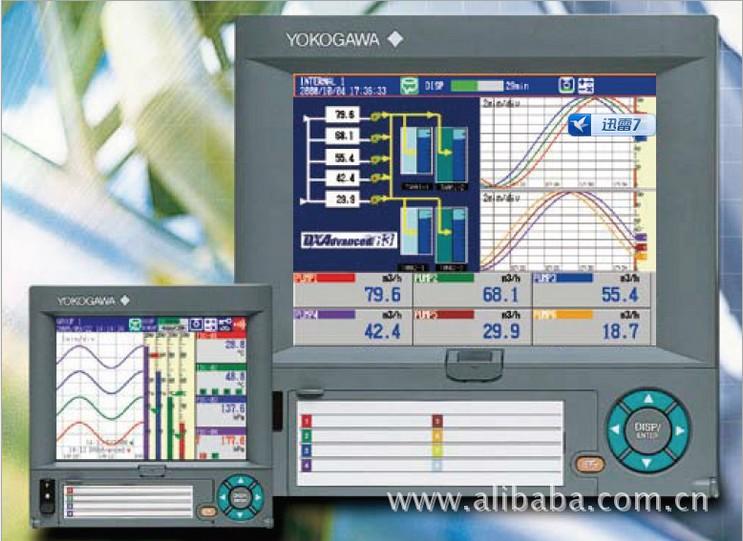 横河无纸记录仪DX1000 DX1002 DX1004 DX1006 DX1012