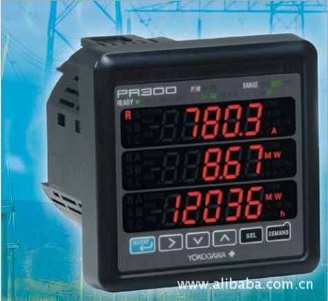 横河智能电表PR300-31000-6A-0