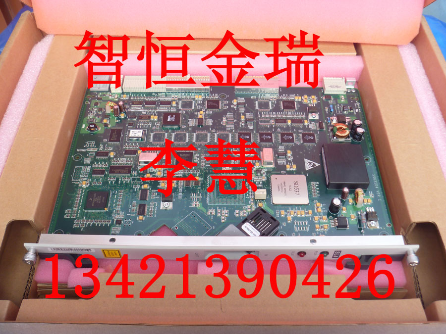 SDH华为光传输metro5000单板系列