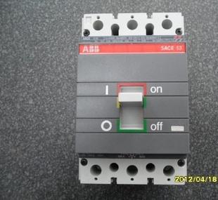 长沙ABB低压空气开关总代理S2N160 R80