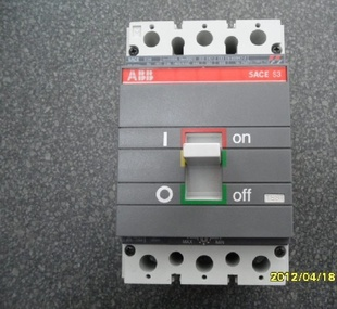 株洲ABB空气开关代理T2H160 TMD100