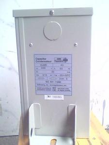 长沙ABB电容器代理CLMD53/32KVAR
