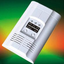 批发北京煤气液化气烟雾报警器 可燃气体报警器