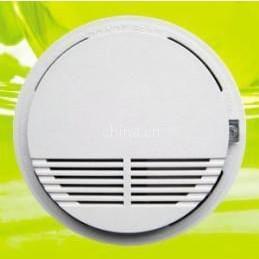 中兴安装烟雾探测器报警器 独立式烟感报警器 家用烟感探测器