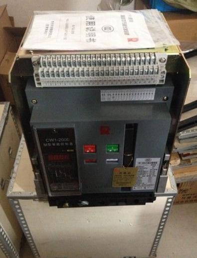 高仿常熟CW1-2000智能型万能式框架断路器批发