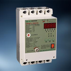 qkm1l系列剩余电流动作断路器
