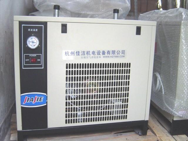 空气预冷冷干机