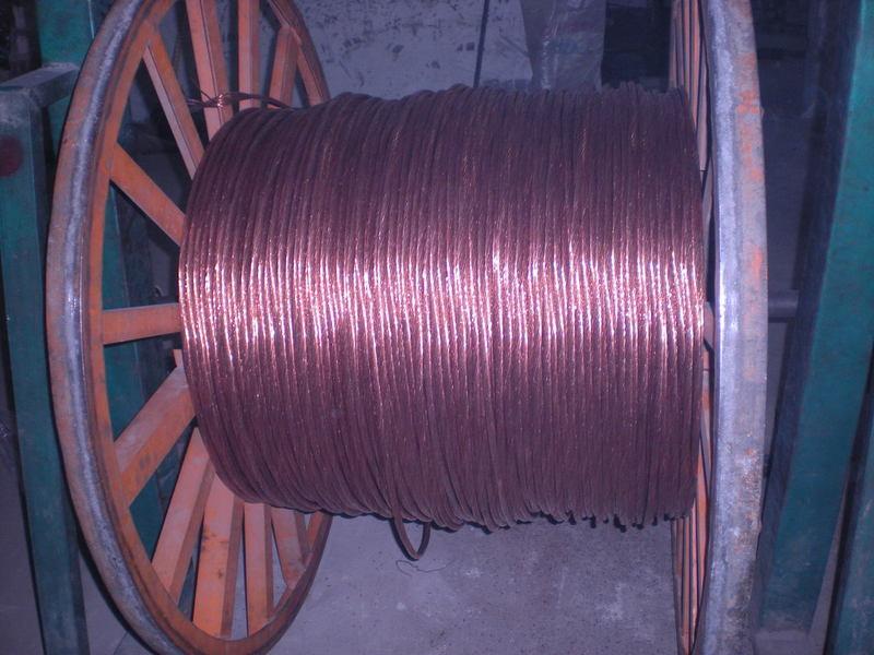 紫銅裸線 T2紫銅絲 銅絲繩