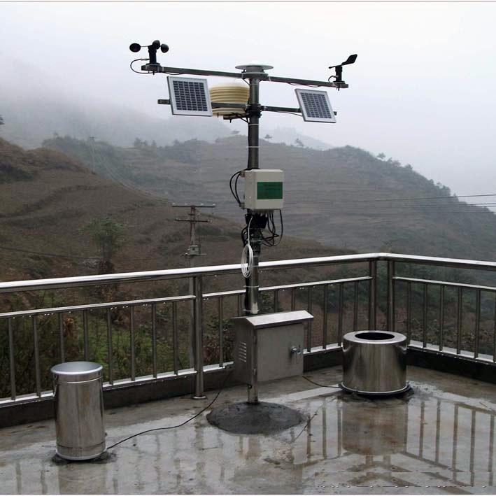 厂家多功能气象站