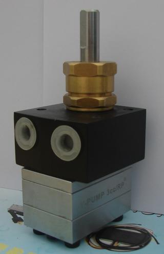 盈暉油漆齒輪泵 涂料油漆齒輪泵