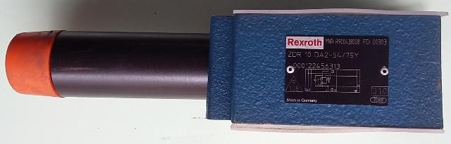 特价库存全新原装正品德国Rexroth力士乐叠加阀ZDR 10 DA2-54/75Y