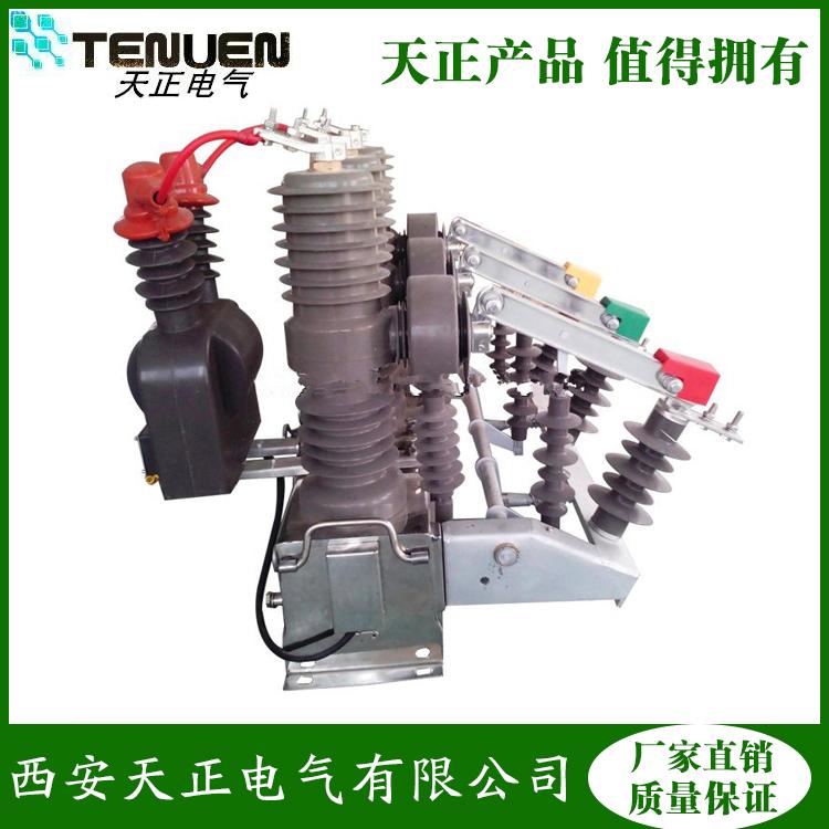 成都天正正品ZW32-12G/T630-20 ZW32-12户外柱上高压真空断路器厂家专业