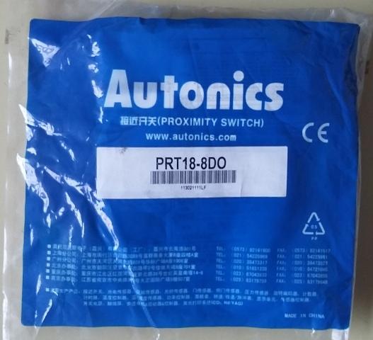 全新原装正品Autonics奥托尼克斯接近开关PRT08-1.5DO等各种型号