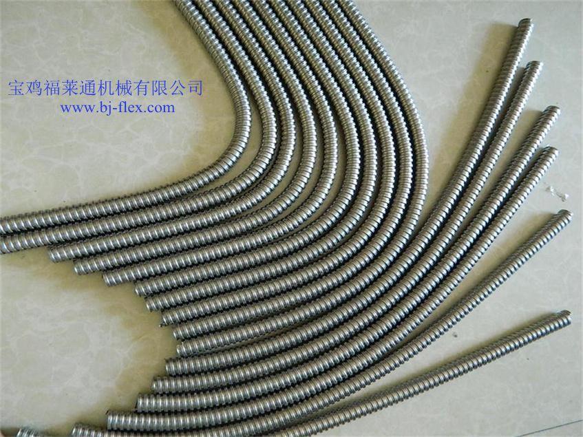 福莱通304不锈钢金属软管 不锈钢穿线蛇皮管