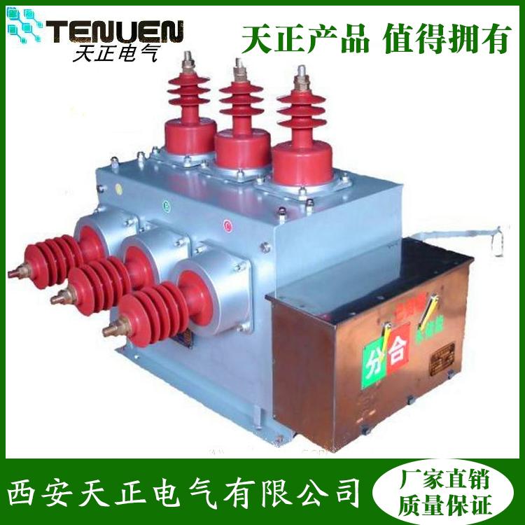 zw10-12户外高压真空断路器10kv真空断路器厂家西安