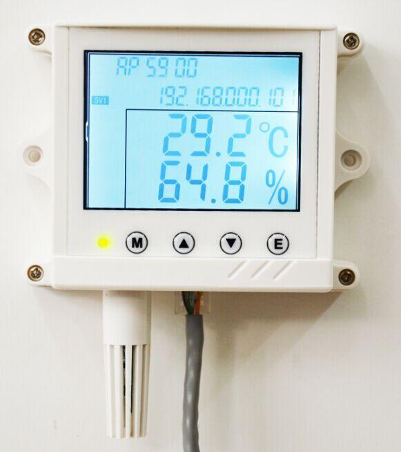 TCP/IP 网络型温湿度传感器