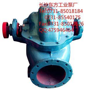 600S32A中开泵廊坊市专业直销