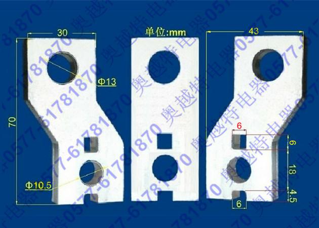 厂家直销施耐德NSE断路器接线板