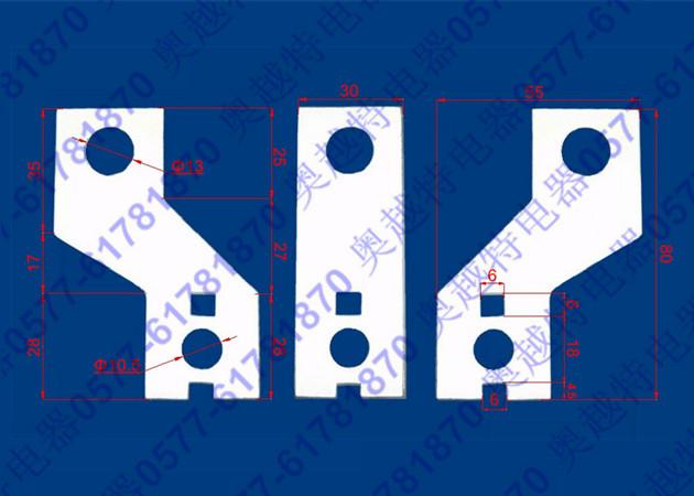 厂家直销施耐德NSE断路器接线铜板