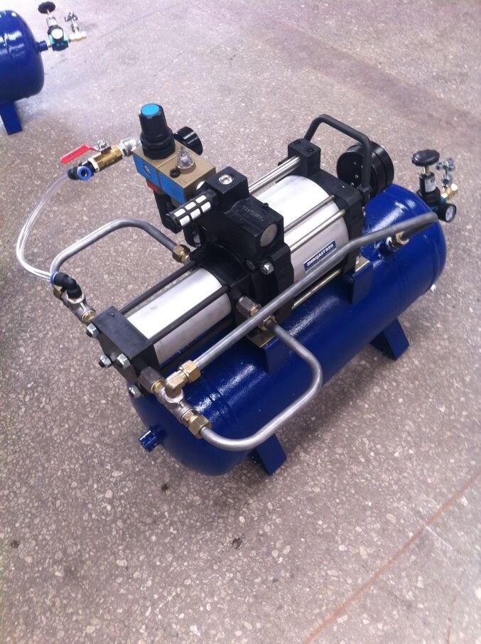 气液专业系统 气液增压泵