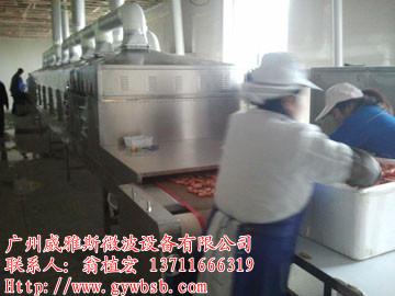 虾制品烘干机
