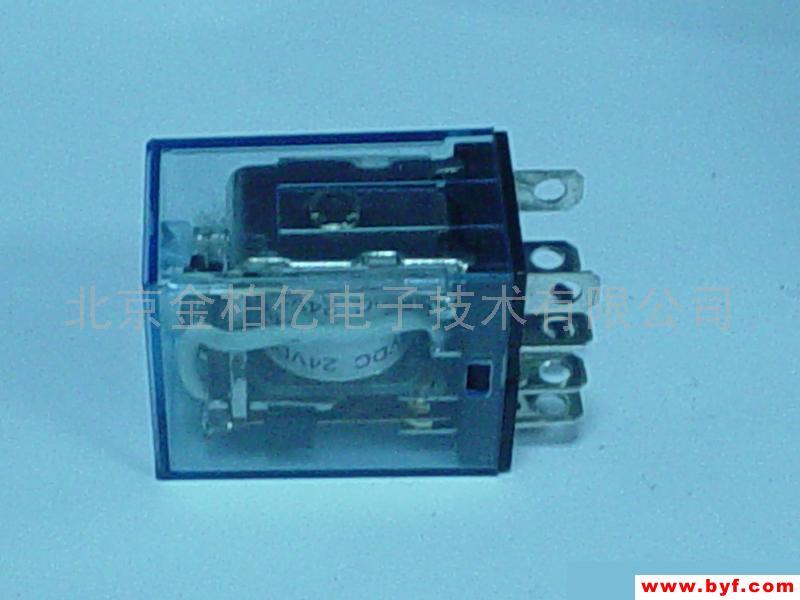 中间继电器 ly2nj-北京金柏亿电子技术有限公司