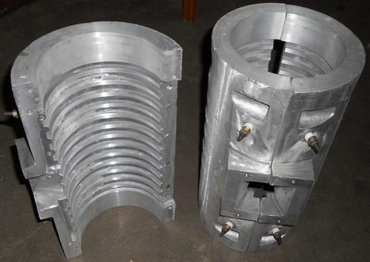 铸铝电热圈加热圈