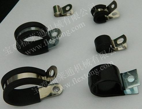 福建福莱通环保R型电缆线线夹固定夹/线卡管卡