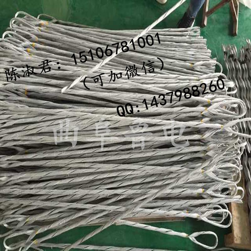 光缆金具厂 ADSS/OPGW预绞式耐张金具耐张串