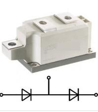 SKD160-16  晶闸管二极管模块SKD110-16