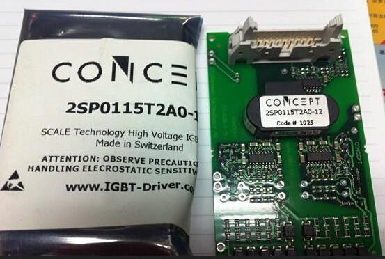德国赛米控IGBT驱动器2BB0108T2A0