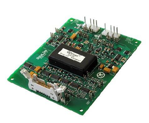 8A双通道驱动器 可驱动1200V或1700V IGBT模块