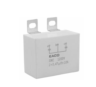 ,额定电压: 250 - 850 Vdc 引线轴向