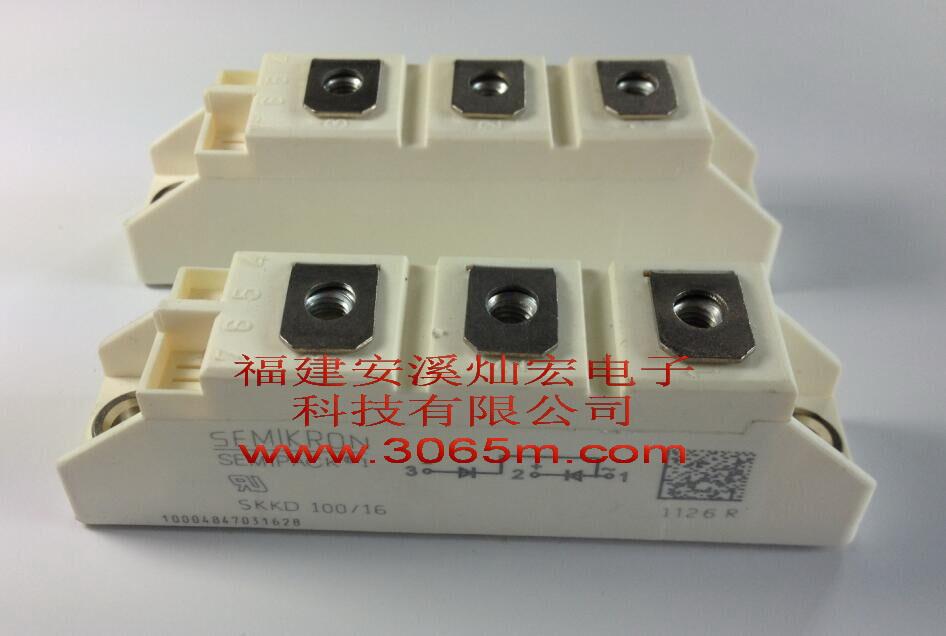 西门康 可控硅SKKH106-12 SKKH100-1