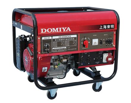 小型汽油发电机故障产生的外部原因具体有哪些呢