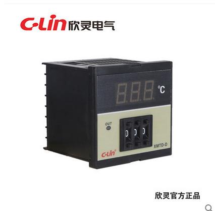欣灵温度显示调节仪 XMTD-D 数显温度控制仪 温控仪温控器