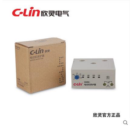 欣灵 HHD2-D 无源型 断相过载电动机综合保护器 专利产品厂家直销