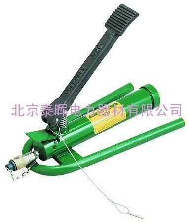 SZ-800脚踏手压两用泵 可与50吨以下分体式液压工具配合使用