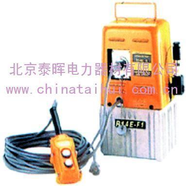 高压泵日本R14E-F1单回路电动液压泵