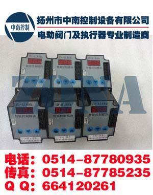 天津电动执行器控制模块JD-6188M